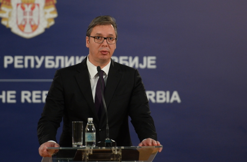 Vučić: Važno da ljudi vide u koliko smo teškoj situaciji