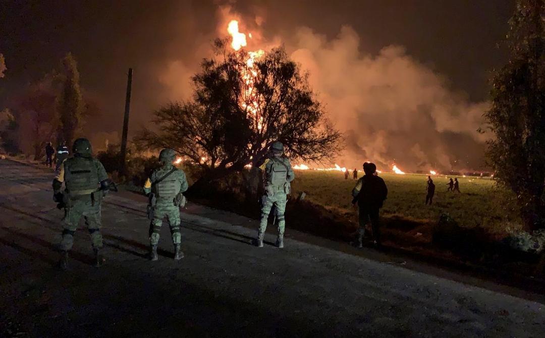 Meksiko: Najmanje 21 osoba poginula u eksploziji