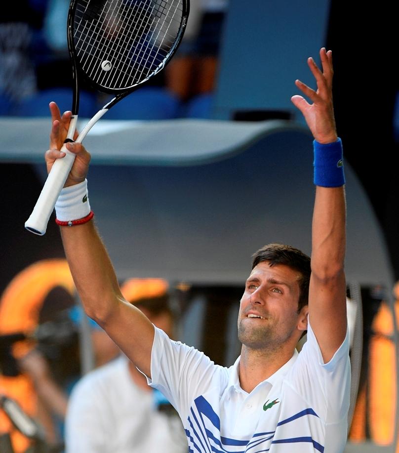 Novak siguran protiv Šapovalova za osminu finala
