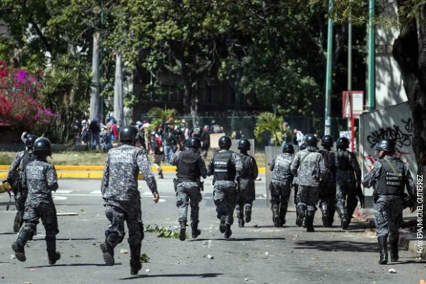Amnesti: U Venecueli ubijaju i hapse one koji su protiv Madura