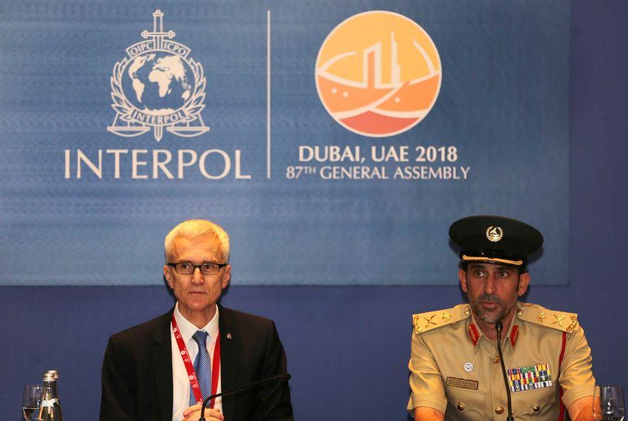 Počela Generalna skupština Interpola