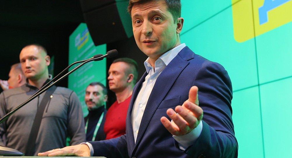 Zelenski promenio potpis na Fejsbuku s ruskog na ukrajinski