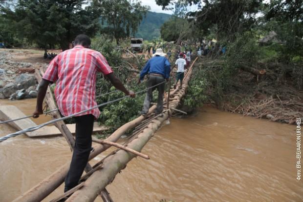 Apeli za pomoć, 550 žrtava ciklona na jugu Afrike