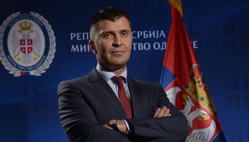 Đorđević: Prioritet ministarstva uspostavljanje socijalne pravde