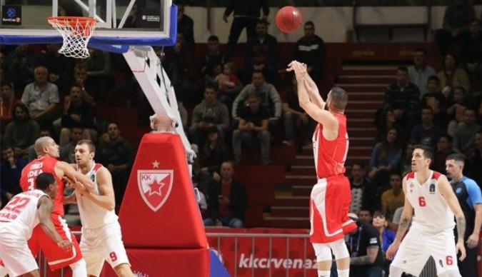 Ubedljiv poraz Zvezde od Monaka