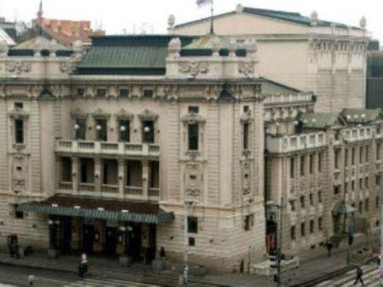 """Nacionalni ansambl """"Venac"""" sa KiM na sceni Narodnog pozorišta"""