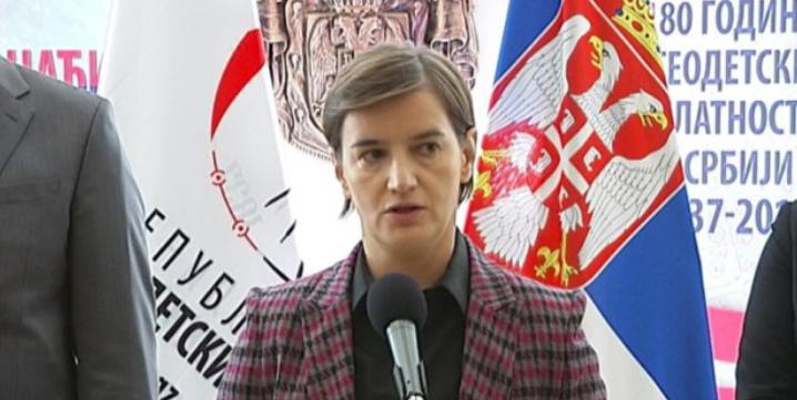 Brnabić: Srbija nije, niti može da parafira Dablinski sporazum