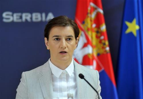 Brnabić: Nema više crvenih linija od američke administracije