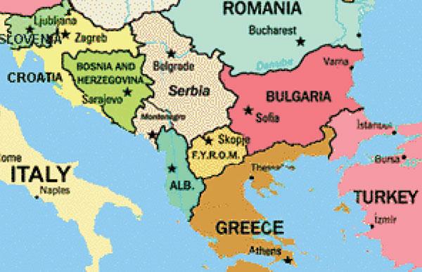 Le Drijan: Oružje s Balkana glavna pretnja bezbednosti Evrope