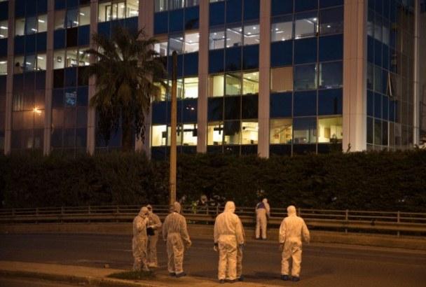 Bomba eksplodirala ispred zgrade grčke televizije