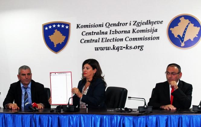 Prihvaćene kandidature Srpske liste
