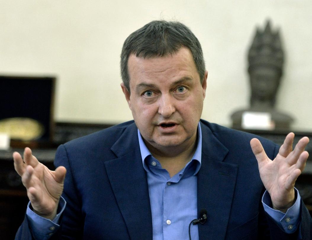 Dačić: SAD više od drugih zainteresovane za kompromis