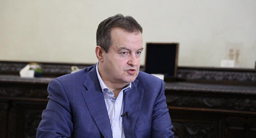 Dačić:Nedovoljno koristimo Sporazum o slobodnoj trgovini