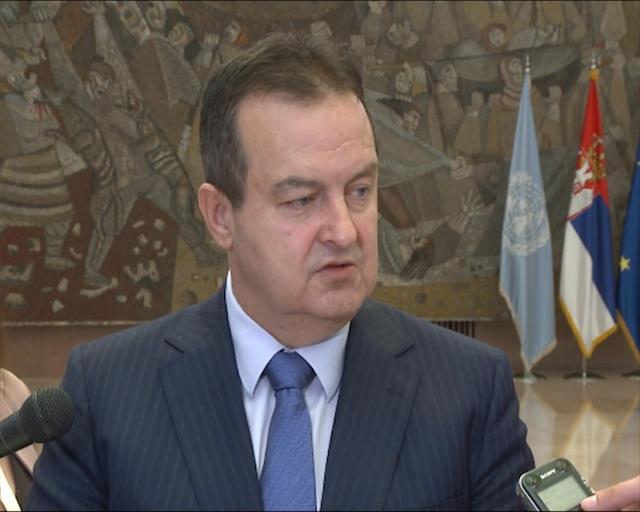 Dačić: Važno što Vučić iznosi stav Srbije na Savetu bezbednosti UN