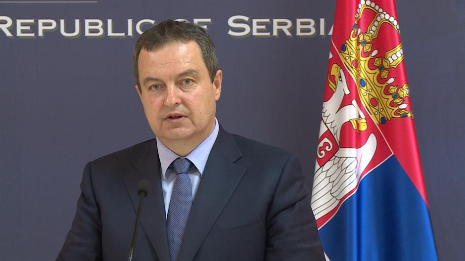Dačić: Biće još povlačenja priznanja Kosova