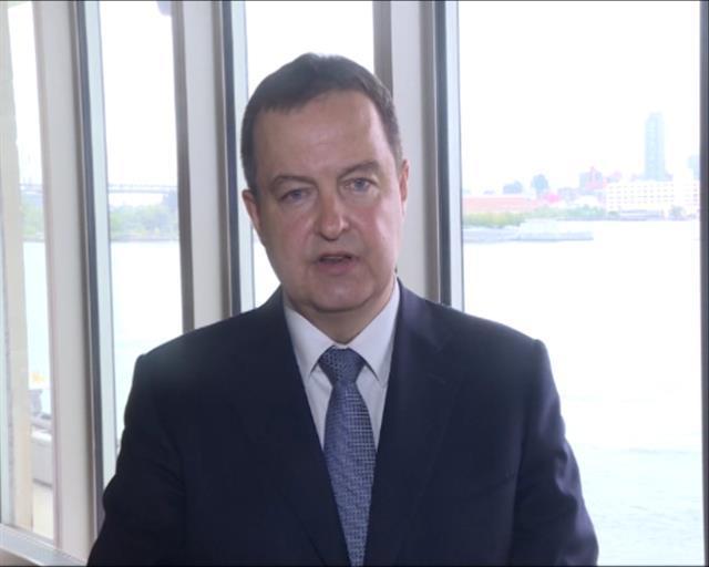 Dačić za RTS: Potreban kompromis a ne nametnuta rešenja