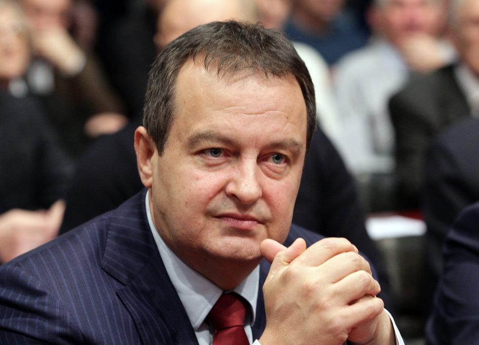 Dačić: Ne razumem potrebu Prištine za samoubilačkim potezima