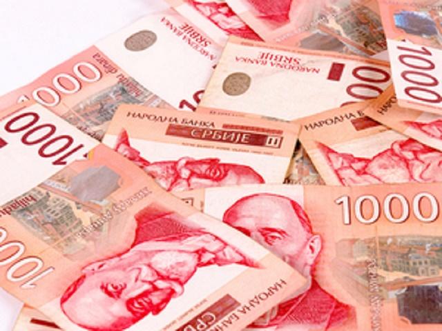 Prosečna neto plata u januaru 54.521 RSD, realno veća 3,7%