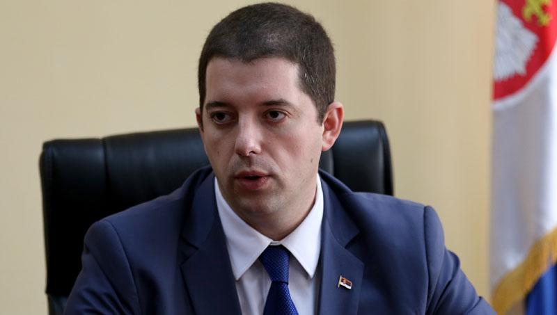 Đurić: Opozicija Srbima na Kosovu i Metohiji poručila isto što i Haradinaj