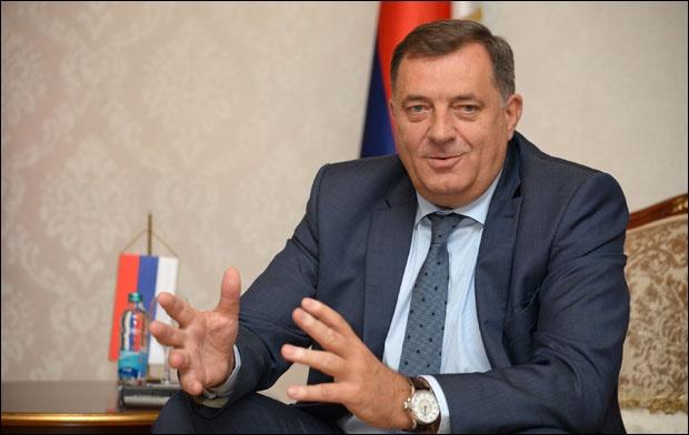 Dodik: Da li smo Saliven i ja bili na istom sastanku