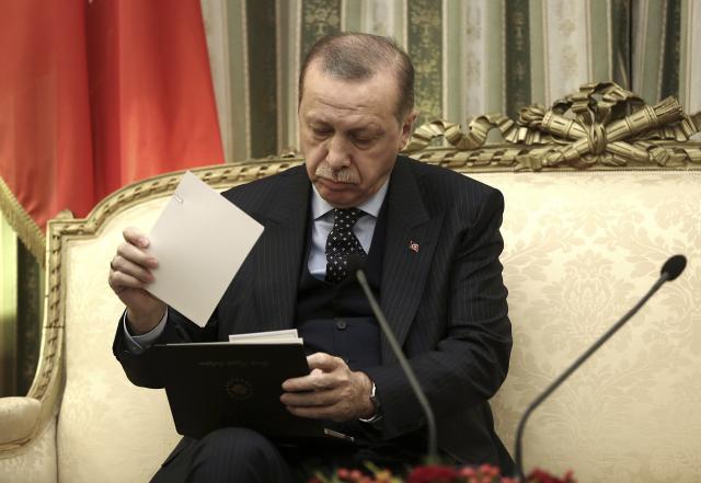 Erdogan: Potrebno revidirati Dejtonski sporazum