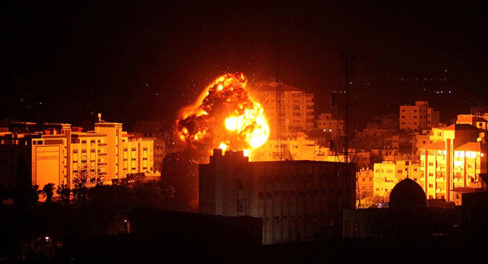 Burna noć: Izrael opet bombardovao Pojas Gaze