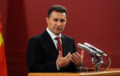 Gruevskom danas ponovo uručuju odluku o zatvorskoj kazni