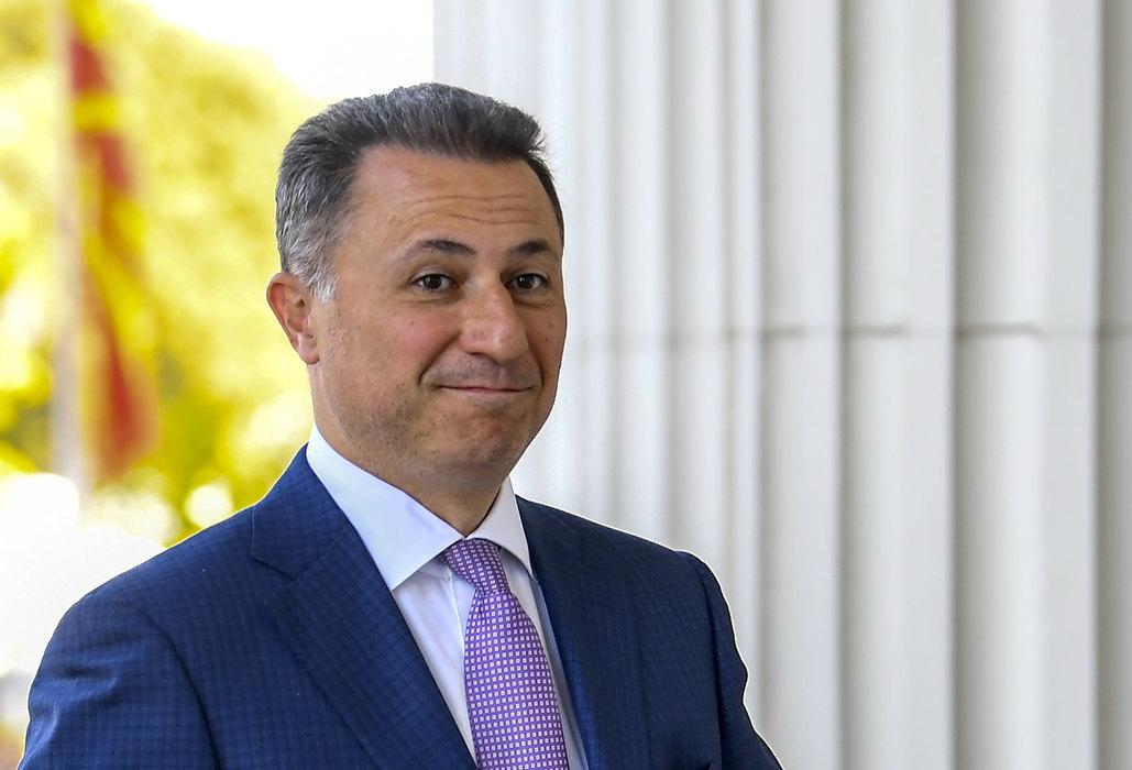 Gruevski saslušan u Budimpešti, traži azil
