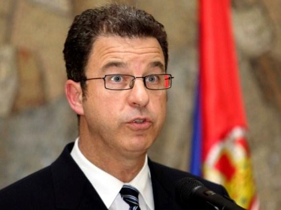 Bramerc u Beogradu uoči predaje izveštaja SB UN
