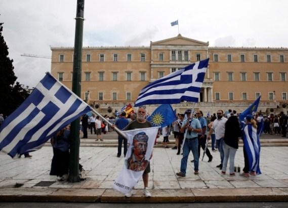 Skoro dve trećine Grka protiv Prespanskog sporazuma