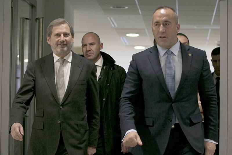 Haradinaj:Sa Hanom o taksama, pozdravićemo sve sugestije