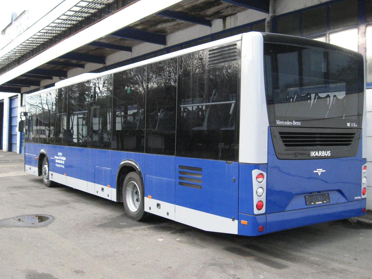 Kineski Lanzhou: Želimo sa Ikarbusom da pravimo autobuse