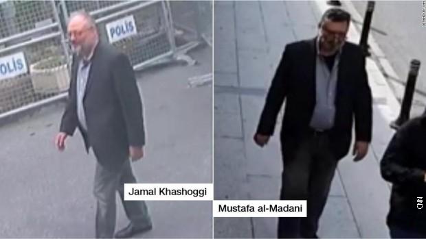 Si-En-En: Lažni Kašogi satima šetao Istanbulom