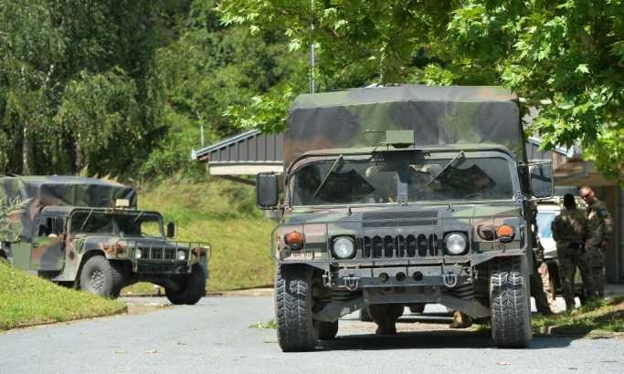 KFOR ne smanjuje broj vojnika