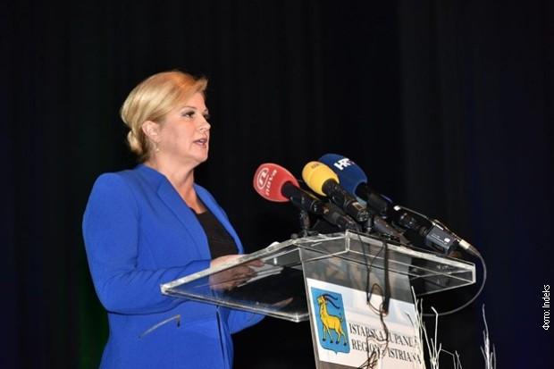 Kitarović: Ne vidim zašto bi Krstičević sada podneo ostavku