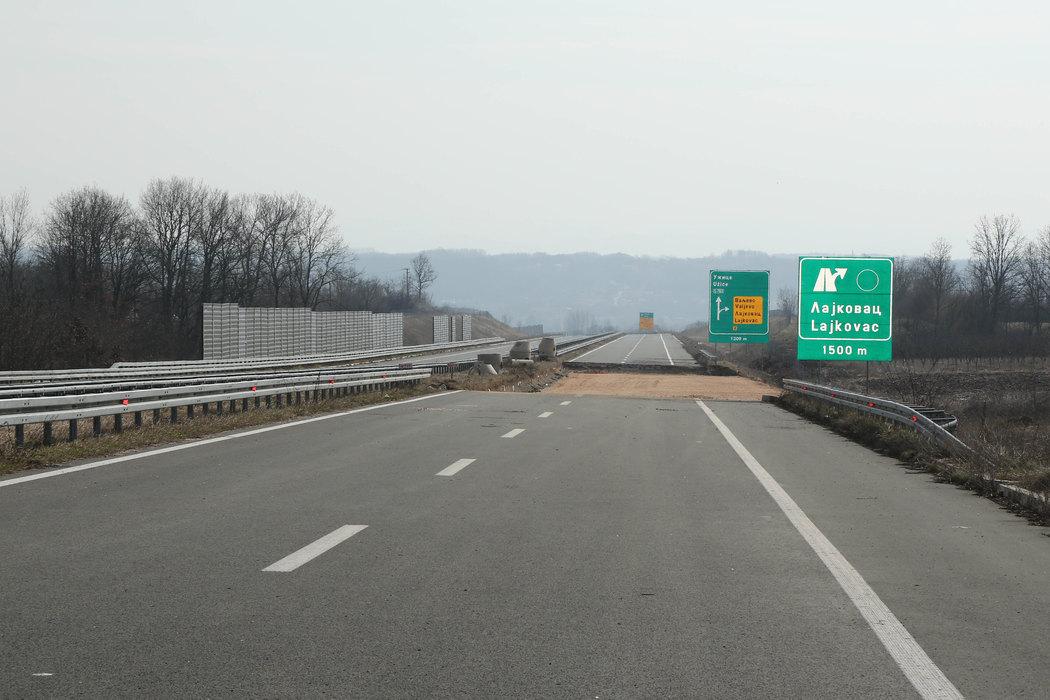 Nova deonica Koridora 10 puštena u saobraćaj