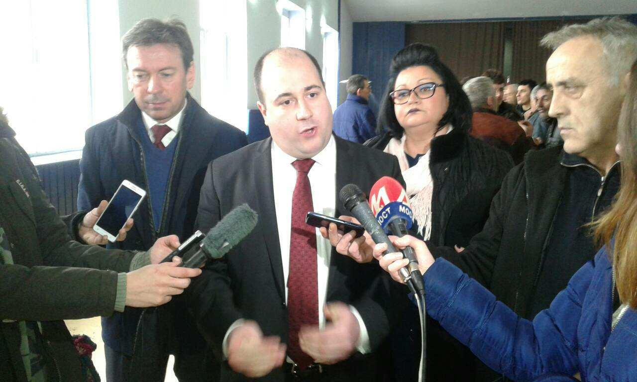 Kozarev: Vrhunski bezobrazluk Borka Stefanovića