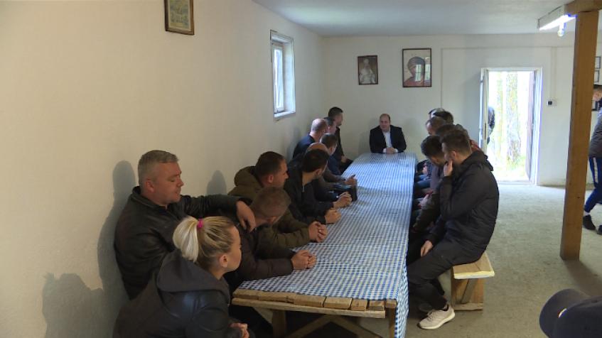 Kozarev: Srbija će učiniti sve da pomogne opstanak Srba u Cernici