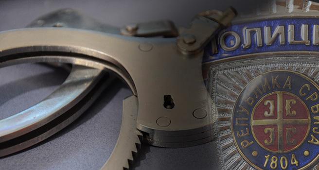 Hapšenje zbog prebijanja mladića