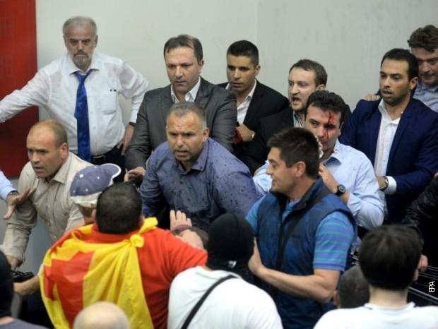 Severna Makedonija, uhapšen bivši predsednik Sobranja