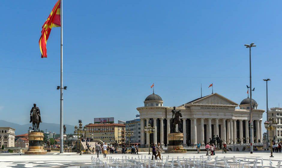 VMRO-DPMNE: Objavljivanje Zakona o jezicima krivično delo