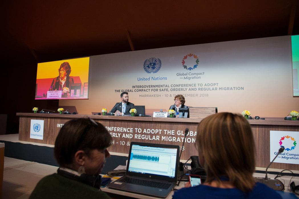 Marakeški ugovor o migracijama usvojilo više od 160 zemalja