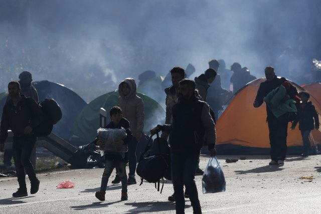 U Srbiji trenutno 4.500 migranata, sutra Međunarodni dan