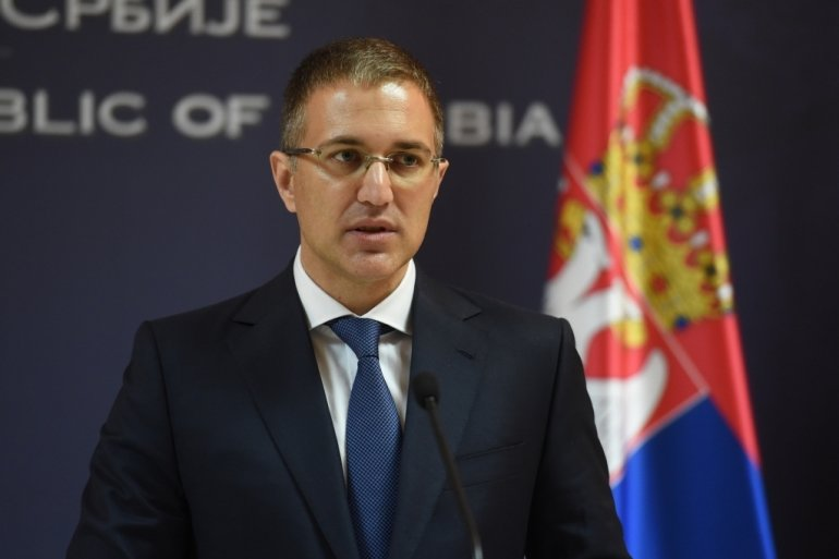 Stefanović sa ambasadorom R.Koreje o unapređenju saradnje