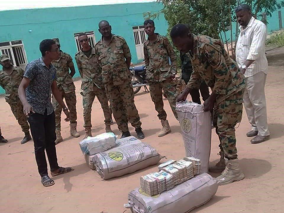 Džakovi puni novca pronađeni u kući svrgnutog predsednika Sudana