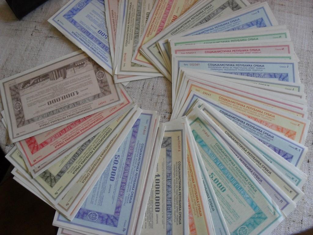 Srbija otkupila državne obveznice u iznosu od 10 milijardi dinara