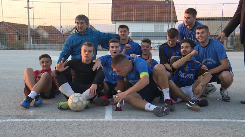 Ekipa Gimnazije iz Šilova pobednik turnira u malom fudbalu