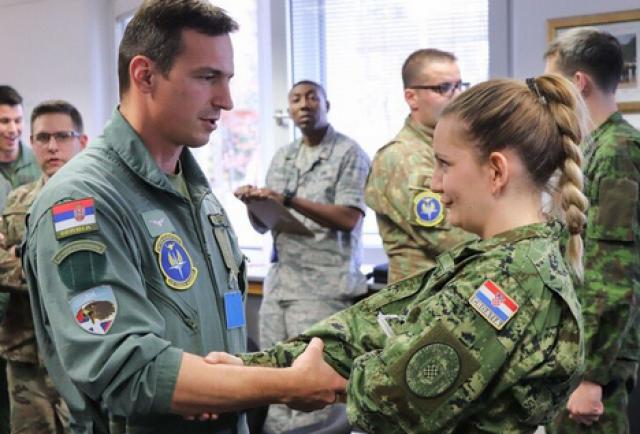 Prvi srpski student diplomirao na američkoj pilotskoj akademiji