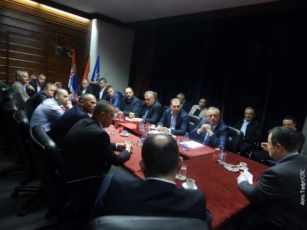Dačić: Socijalisti nikada neće izdati Srbe na KiM