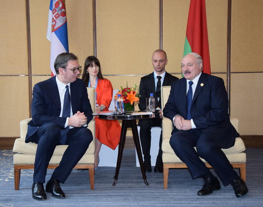 Politički odnosi Srbije i Belorusije odlični, unaprediti privrednu saradnju
